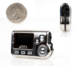 MP3 player, promotional personalized #803